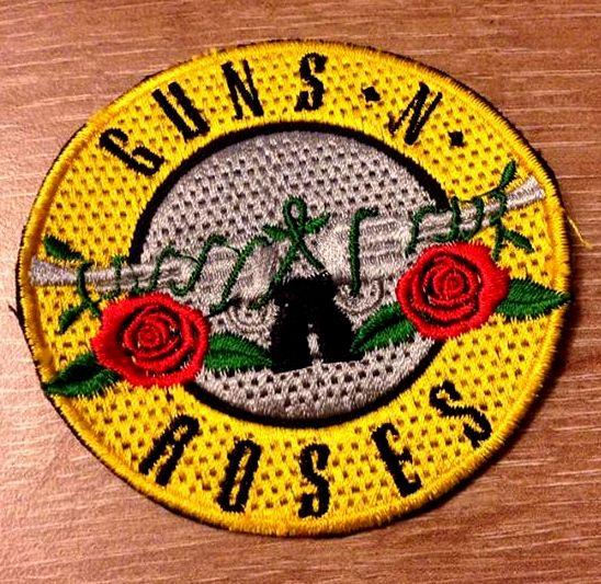 Guns N Roses Logo Guns N Roses Metal Rock T Shirts And Accessories