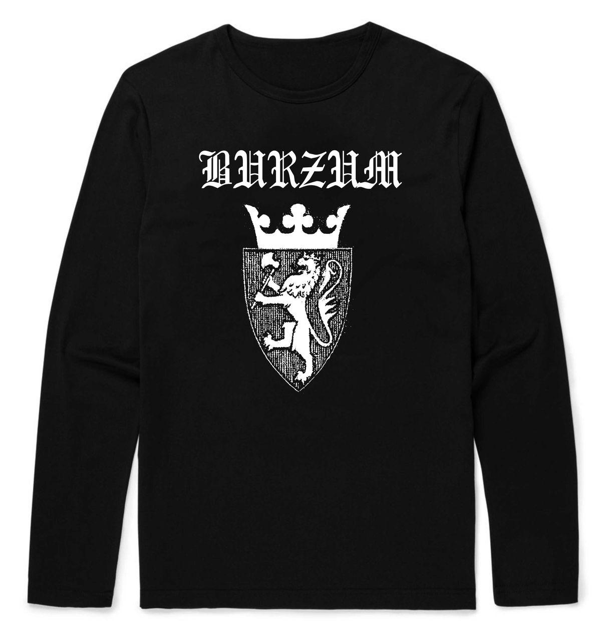 Burzum Longsleeve T-Shirt – Metal & Rock T-shirts and ...