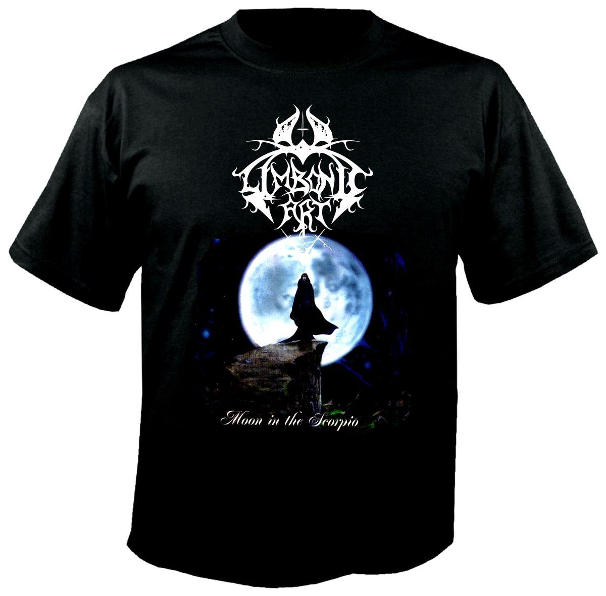 81501f9ef Limbonic Art Moon In The Scorpio T-Shirt – Metal & Rock T-shirts and ...