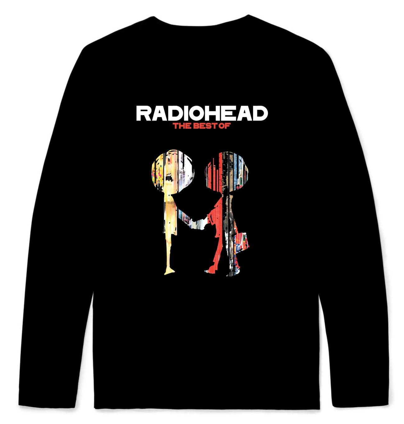 24af4d7be85c Radiohead Longsleeve T-Shirt – Metal & Rock T-shirts and Accessories